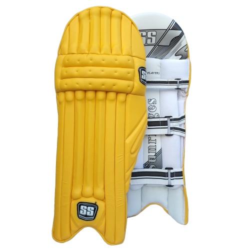Test Players Cricket Batting Leg Guard IPL