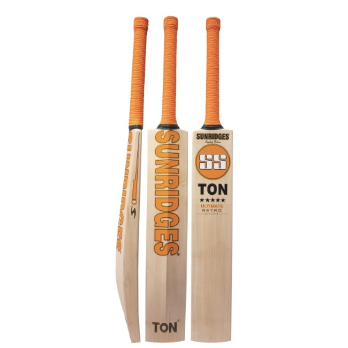 SS Ultimate Retro Classic English Willow Cricket Bat