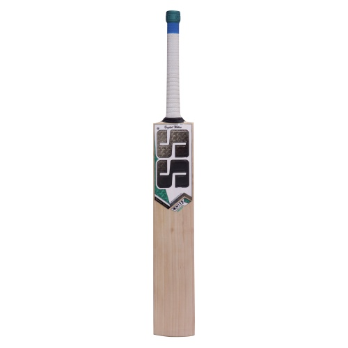 SS White Edition Green English Willow Cricket Bat