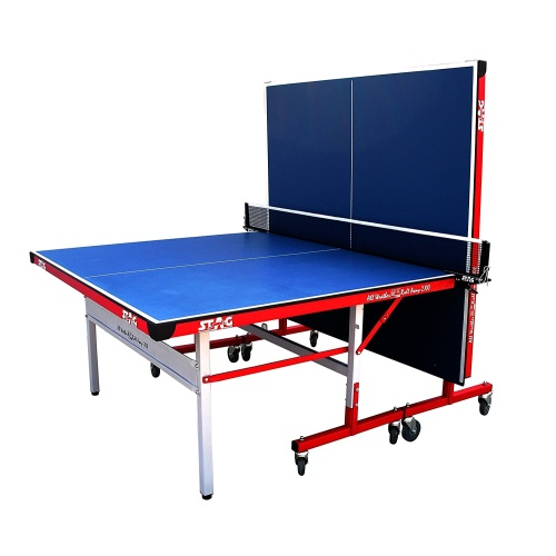 Stag Roll Away Weather Proof Outdoor Table Tennis Table