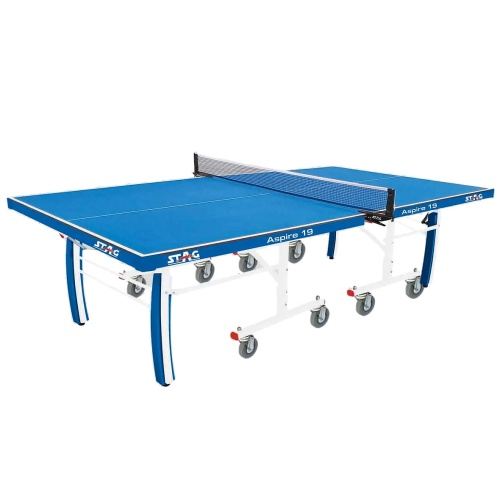 Stag Aspire 19 Table Tennis Table - 19mm, TTFI Approved