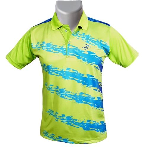 Superjockk Collar Tshirt