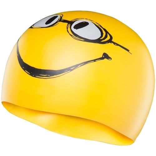 TYR Swimming Cap - Smiley