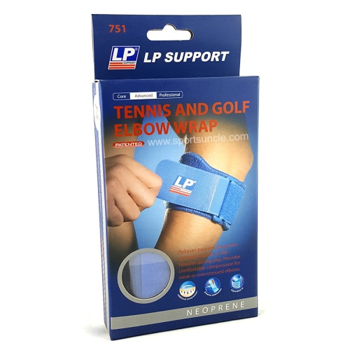 LP Tennis and Golf Elbow Wrap, One Size