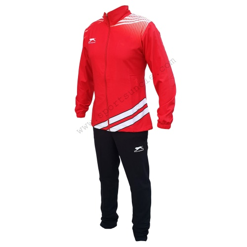 Shiv Naresh Common Wealth Games Red Track Suit