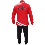 Shiv Naresh Red Track Suit