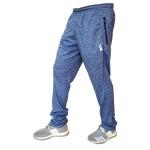 Shiv Naresh Blue-White Mixture Lower / Track Pant