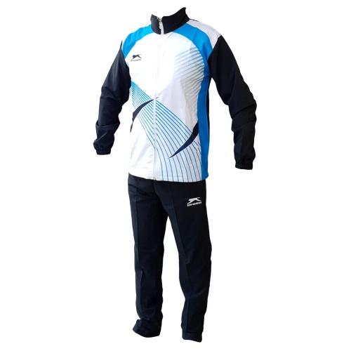 Shiv Naresh Blue Stripes TrackSuit