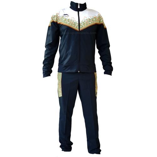 Shiv Naresh Blue-White India Track Suit