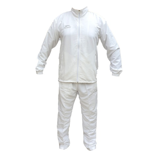Shiv Naresh Solid White Micro TrackSuit