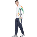 Shiv Naresh Printed Track Suit