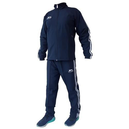 Shiv Naresh Blue with White Stripes Track Suit