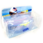Viva Sports Swimming Mask - Anti Fog, Silicone Stap