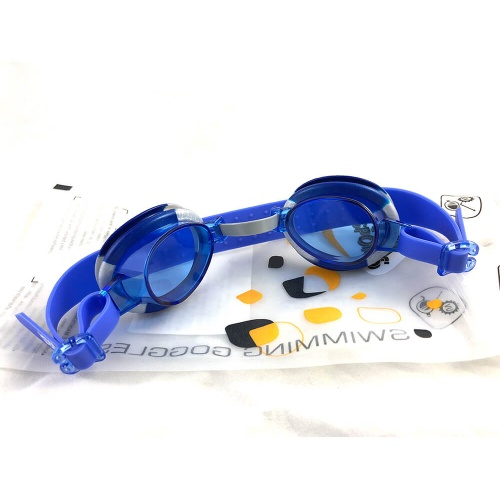 Viva Sports Anti Fog Swimming Googles - Silicone Strap