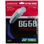 Yonex BG 68 Ti Badminton Strings - Assorted