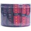 Yonex AC 7405 E2T Diamond Badminton Grip, Pack of 24 Grips