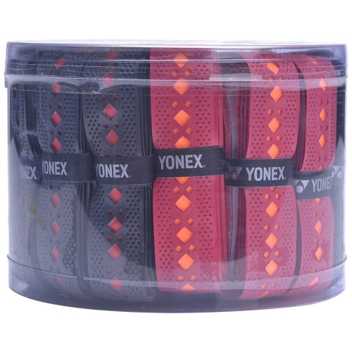 Yonex AC 7405 E2T Badminton Grip, Pack of 24 Grips