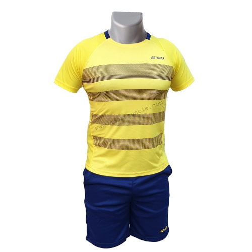 Yonex 1386 Tshirt - Shorts Set for Juniors