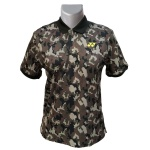 Yonex TruCool Army Design Polo Tshirt