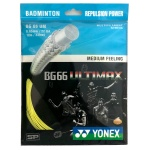 Yonex BG 66 Ultimax Badminton Strings - Assorted Colors