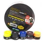 Yonex Etec Badminton Grip, Pack of 5 Grips (Assorted)