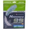 Yonex Nanogy 99 Badminton String - White