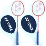 Yonex ZR 100 (Pack of 2) Badminton Racket