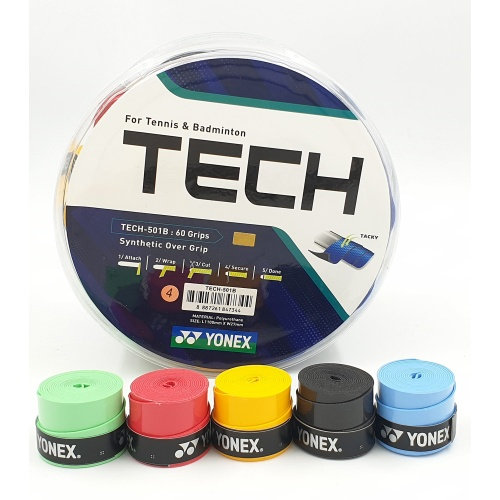 Yonex Tech 501 Badminton and Tennis Grip