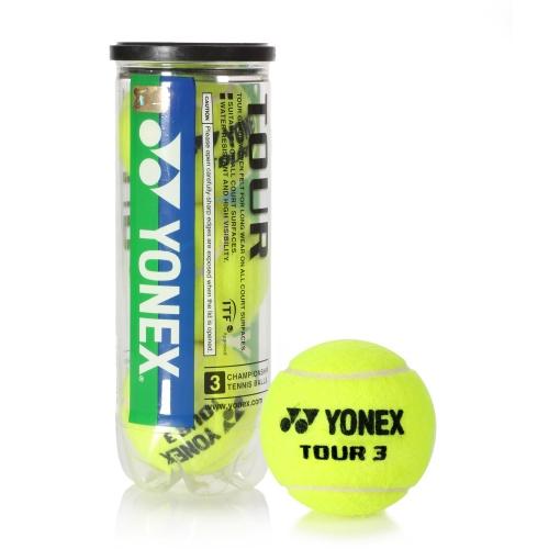 Yonex TOUR 3 Tennis Balls