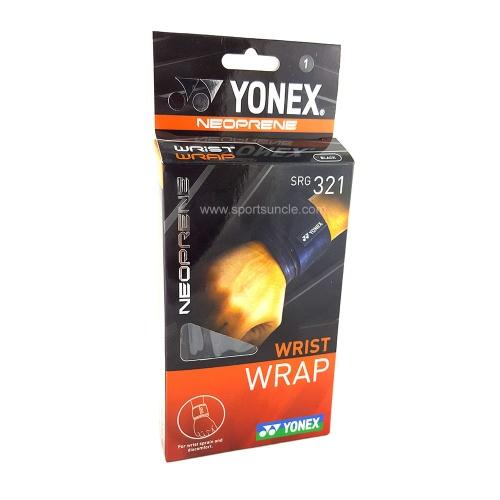 Yonex Neoprene SRG 321 Wrist Wrap