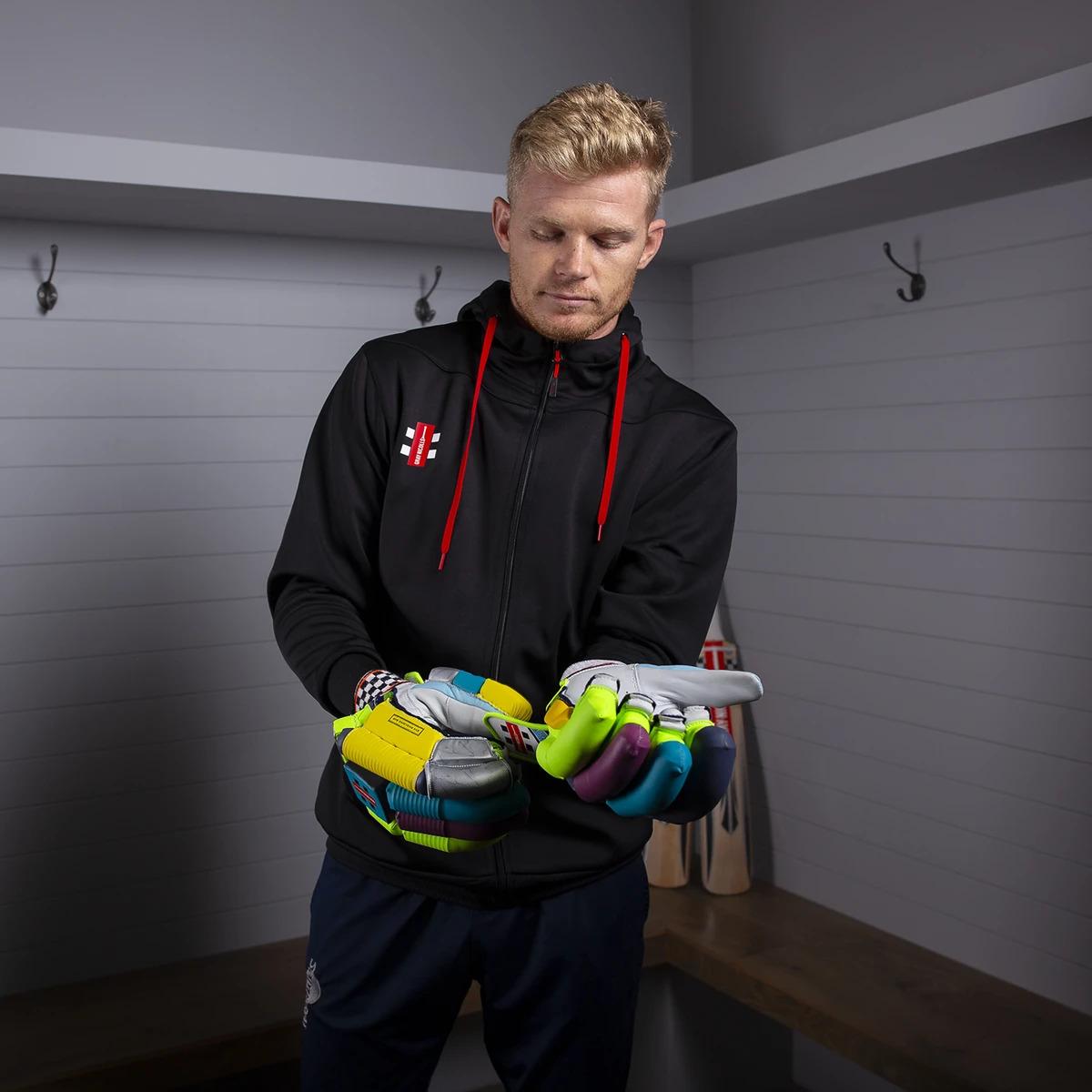 sam billings off cut gloves
