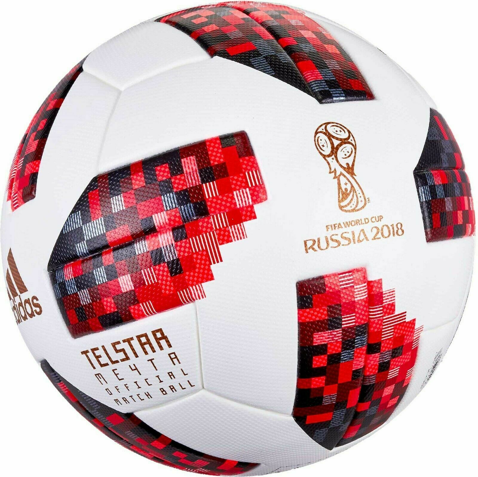 Seducir Post impresionismo administrar  Buy Adidas Fifa World Cup 2018 Official Match Football - Sportsuncle