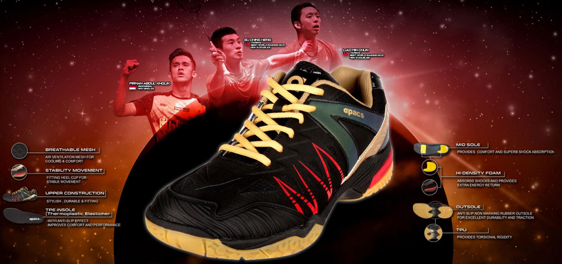 pro 722 shoes features