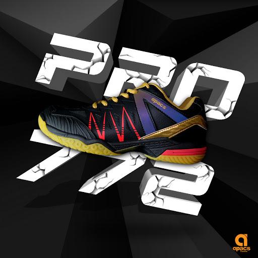 badminton shoes pro 772