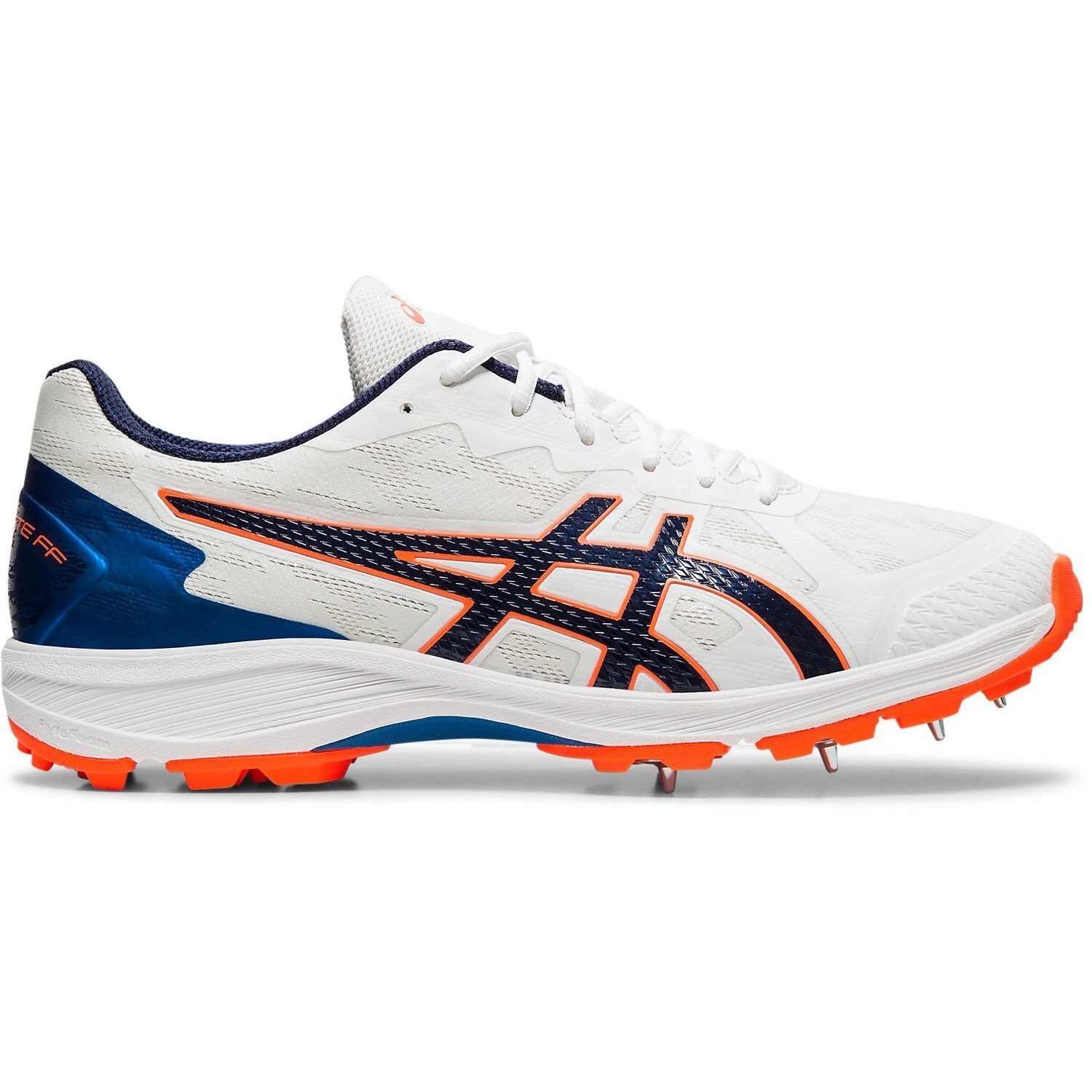 asics spikes running shoes