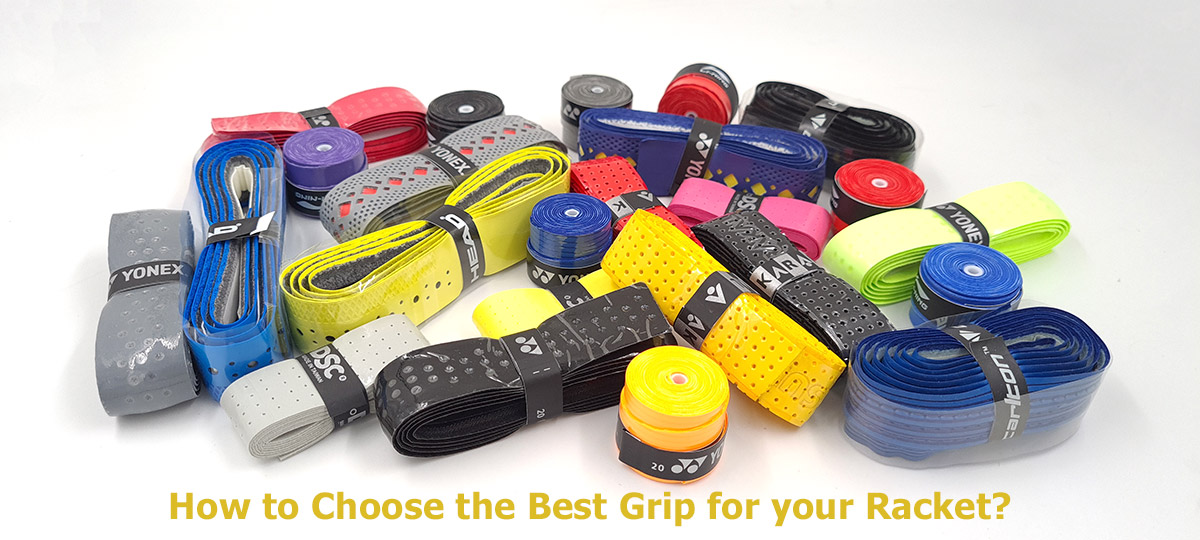 best grip for your racket