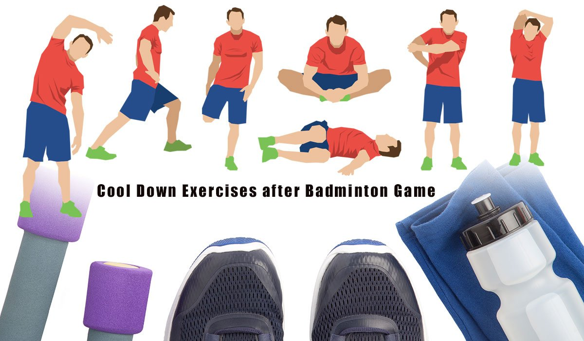 cool down exercises