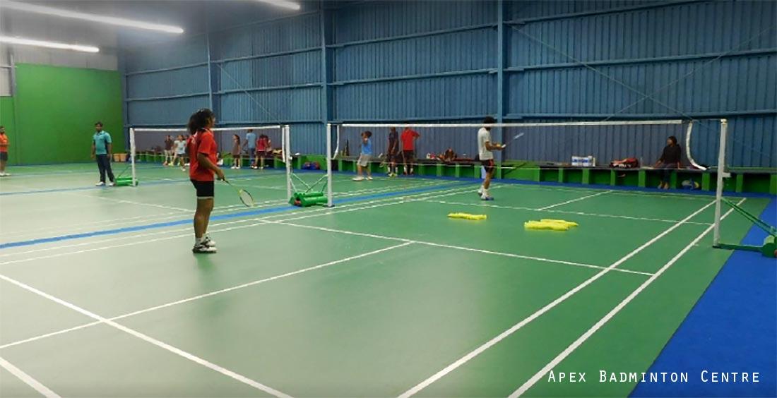 Apex Badminton Centre