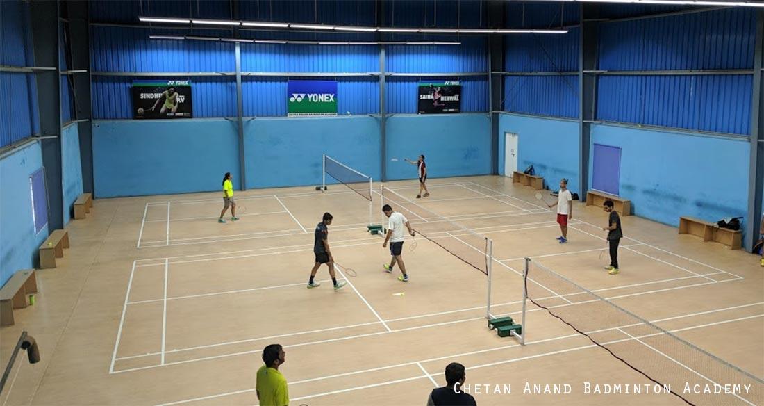 Chetan Anand Badminton Academy
