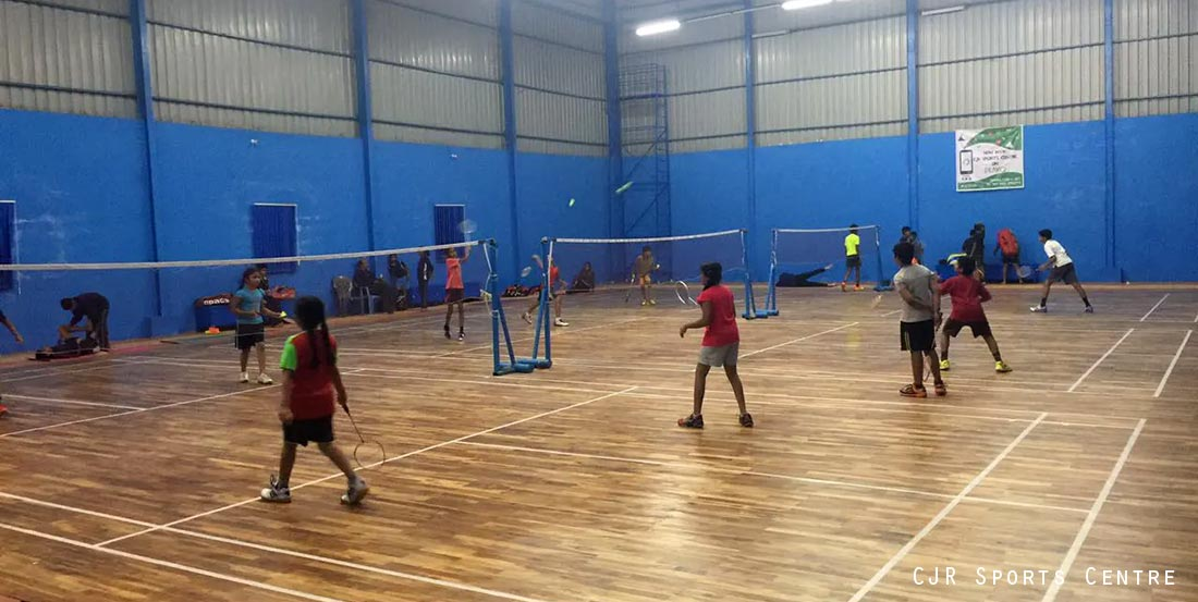 CJR Sports Centre