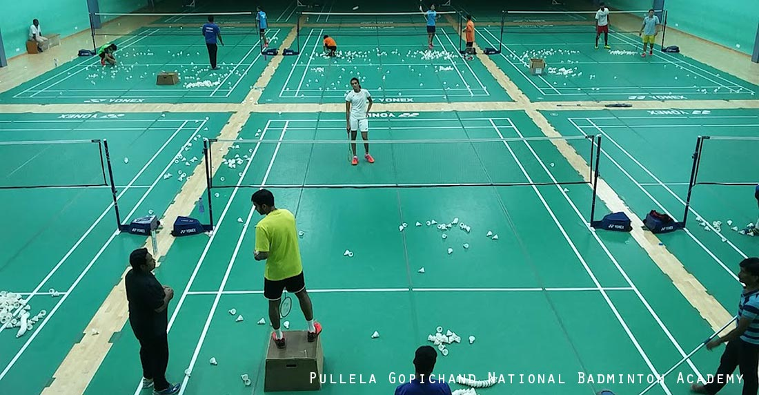 Pullela Gopichand National Badminton Academy