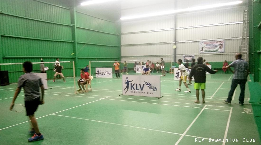 KLV Badminton Club