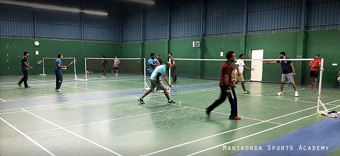 Manikonda Sports Academy