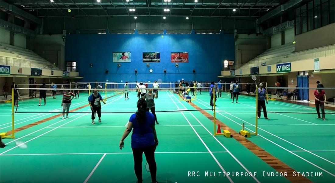 RRC Multipurpose Indoor Stadium