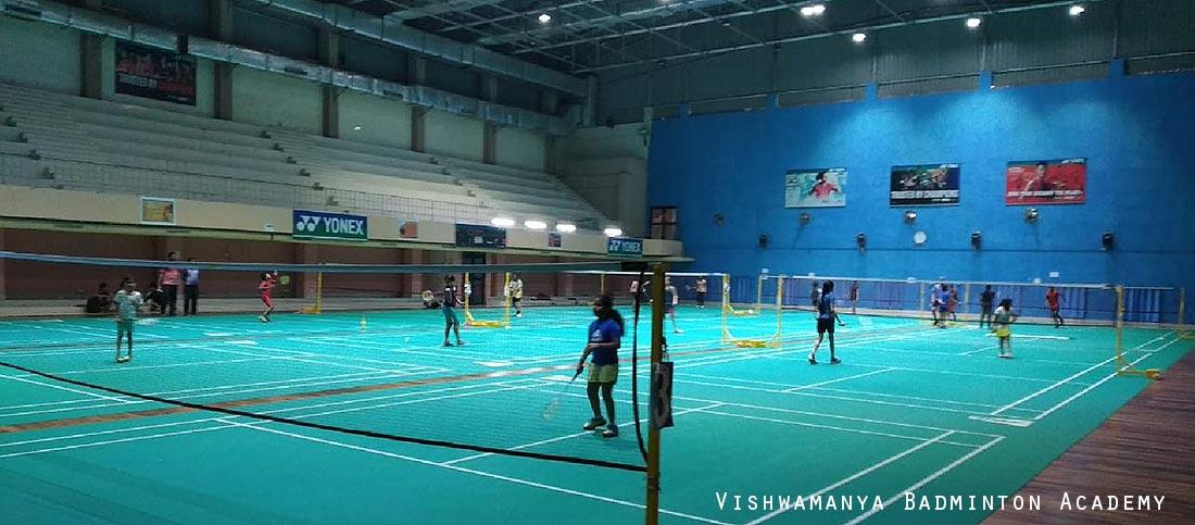 Vishwamanya Badminton Academy
