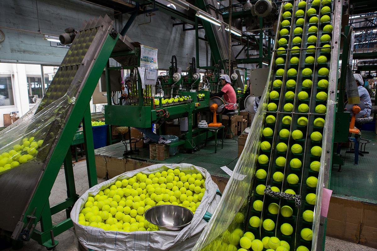 tennis factory