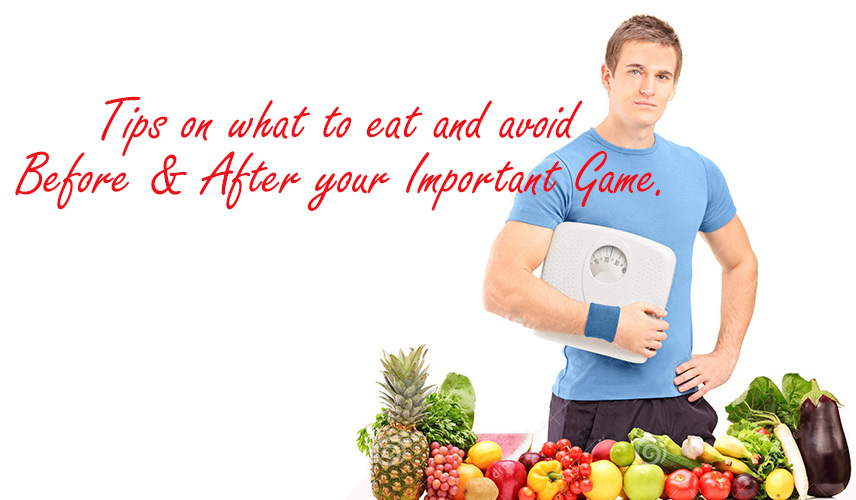 tips of eating for athlete