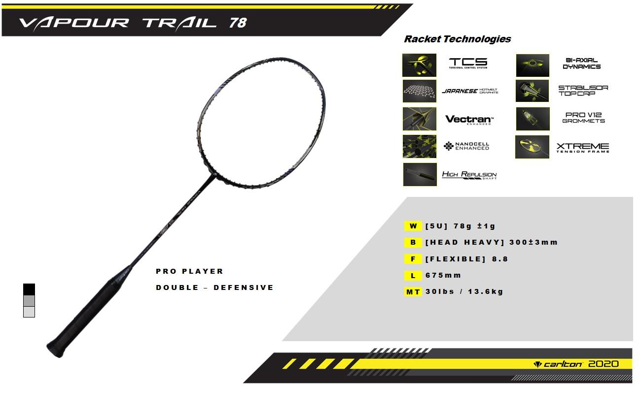 vapour trail 78