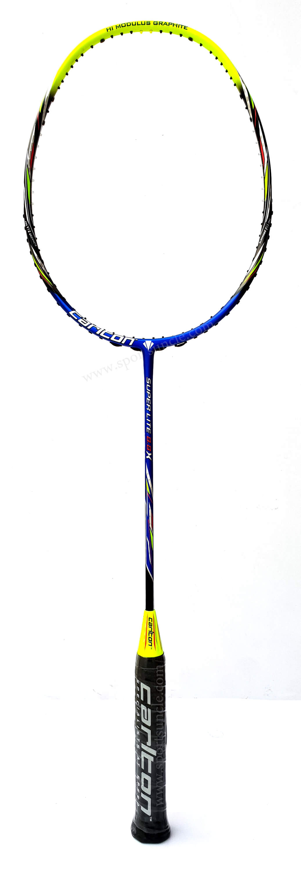 83830afc721 Carlton Superlite 8.8x Badminton Racket at Lowest Price - Sportsuncle