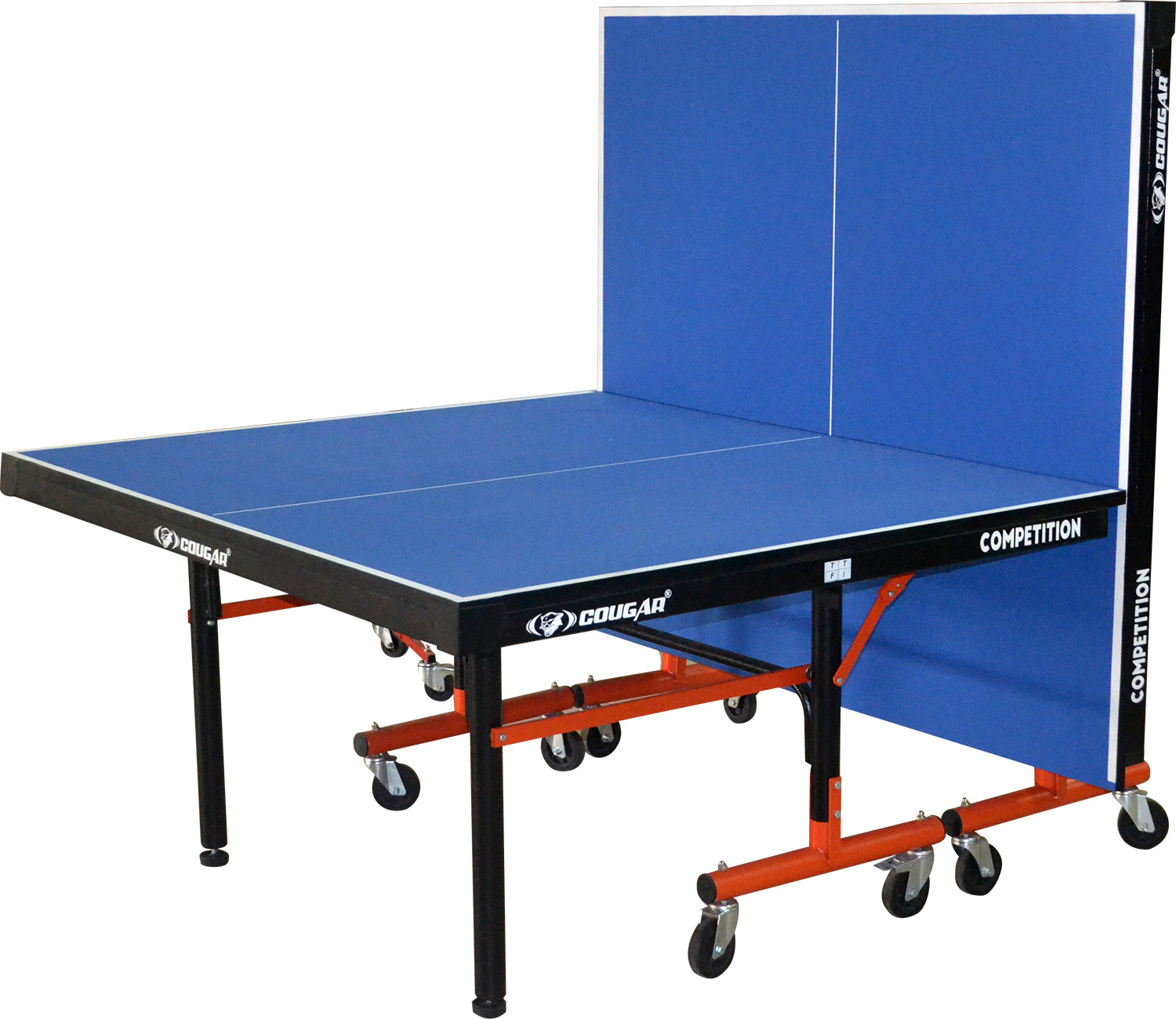 Buy Cougar Competition Table Tennis Table 25mm Sportsuncle